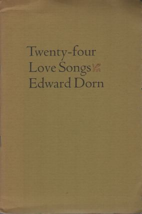 TWENTY-FOUR LOVE SONGS