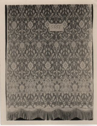 [An Archive of Scranton Lace Company Sample Images]