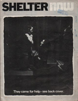 SHELTER NOW April 1971