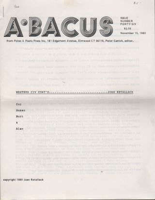 ABACUS - Issue 46