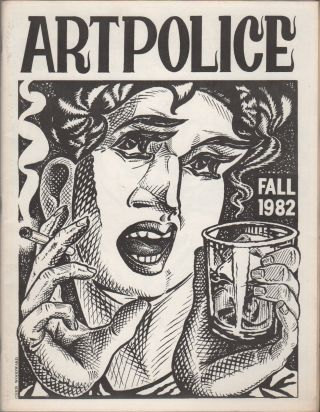 ARTPOLICE VOL. 8 NO. 2 (Fall 1982