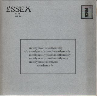 ESSEX - Issue 1. Scott POUND, William H. Rowe