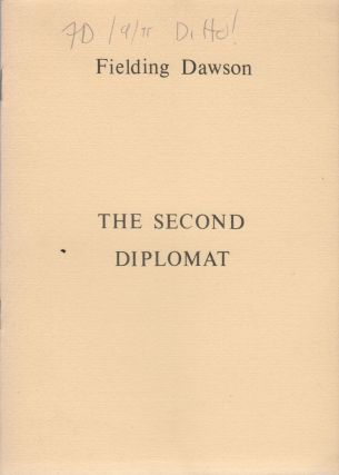THE SECOND DIPLOMAT