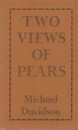 TWO VIEWS OF PEARS