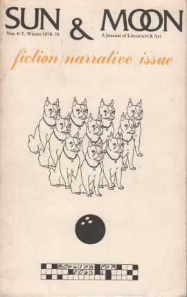 SUN AND MOON: A Journal of Literature and Art Nos. 6/7. Winter 1978-79