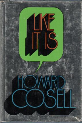 LIKE IT IS. Howard COSELL