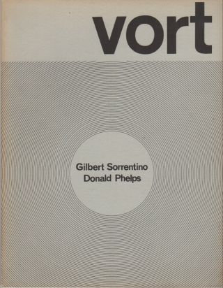 VORT #6: Fall 1974. Barry ALPERT