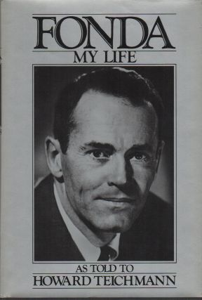 MY LIFE: As Told to Howard Teichmann