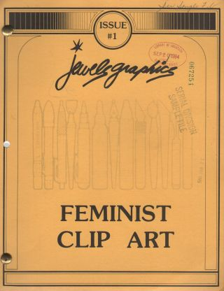 ISSUE #1 – FEMINIST CLIP ART