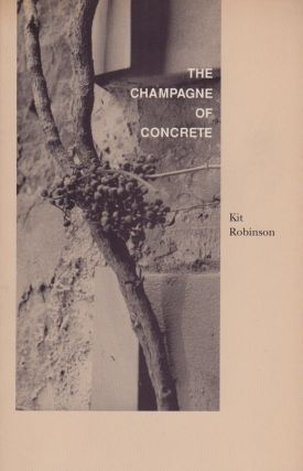 THE CHAMPAGNE OF CONCRETE