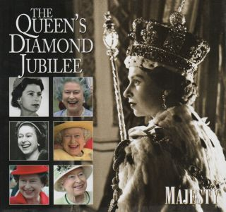 THE QUEEN'S DIAMOND JUBILEE. Ingrid SEWARD, Coryne Hall Christopher Warwick, contributors