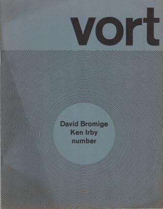 VORT #3: Summer 1973. Barry ALPERT