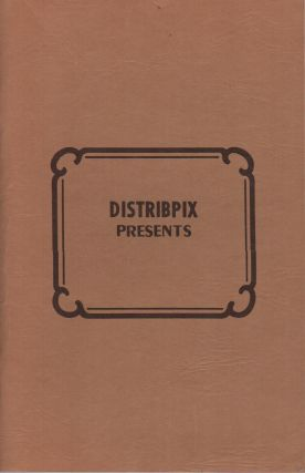 DISTRIBPIX PRESENTS [Cover Title