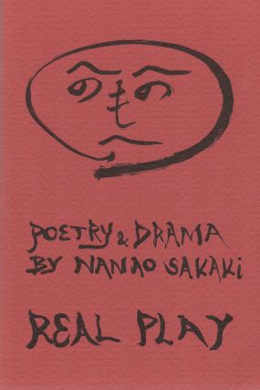 REAL PLAY [Title Page] / Poetry and Drama [Cover Subtitle