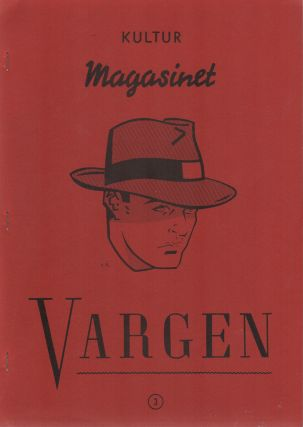 KULTUR MAGASINET VARGEN #3 [Cover Title] / KULTURMAGASINET VARGEN [Copyright Page