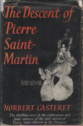 THE DESCENT OF PIERRE SAINT-MARTIN