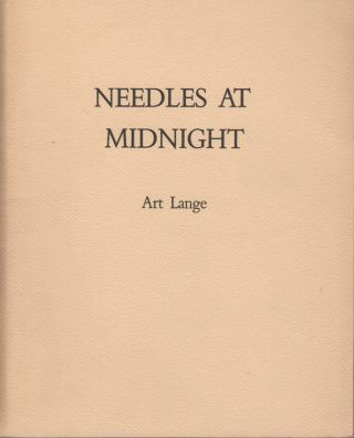 NEEDLES AT MIDNIGHT