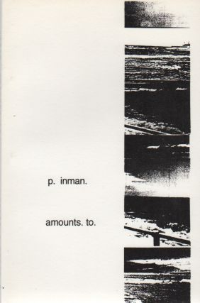 AMOUNTS. TO. P. INMAN