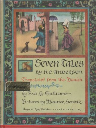 SEVEN TALES BY H.C. ANDERSEN