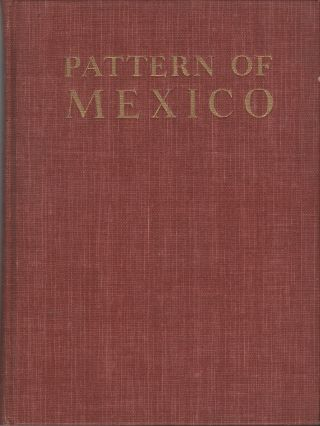 PATTERN OF MEXICO