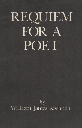 REQUIEM FOR A POET