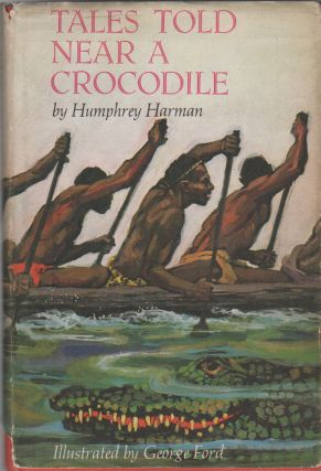 TALES TOLD NEAR A CROCODILE: Stories from Nyanza