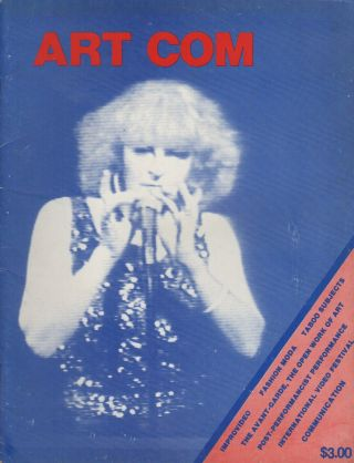 ART COM [Contemporary Art Communication]: Vol. 4, No. 16 - Winter/Spring 1982