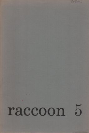 RACCOON No. 5 - May 1979