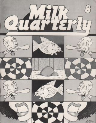 THE MILK QUARTERLY 8