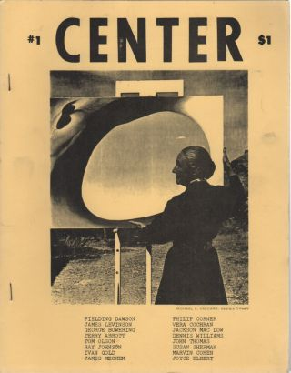 CENTER - No. 1 [through] No. 13; [plus] December 1983 Supplement [Fourteen Issues, Full Run]....