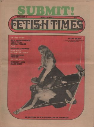 FETISH TIMES No. 4