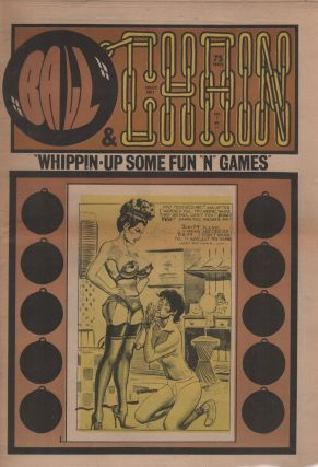 "BALL & CHAIN: ""Whippin-Up Some Fun ""N"" Games"" - Vol. 2 No. 27"