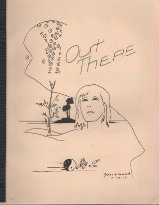 OUT THERE #8. Rose LESNIAK, Bill Berkson Ted Berrigan, Ted Greenwald, Alice Notley, Contributors