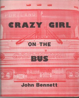 CRAZY GIRL ON THE BUS [Vagabond Magazine No. 30