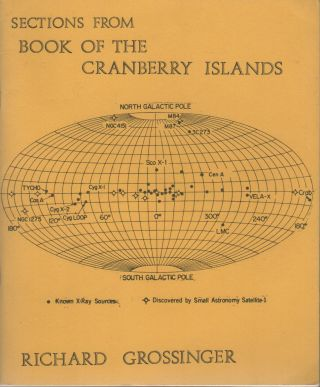 SECTIONS FROM BOOK OF THE CRANBERRY ISLANDS [WIth TLS, Typed Postcard, and Promotional Ephemera
