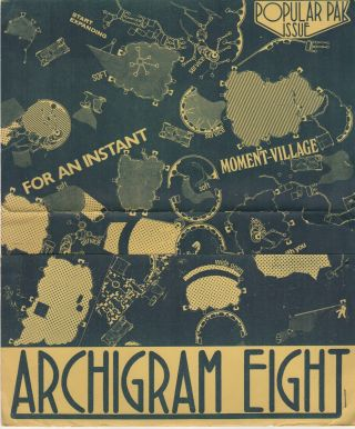 ARCHIGRAM EIGHT [8]: Popular Pak Issue