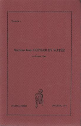 SECTIONS FROM DEFILED BY WATER