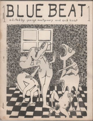 BLUE BEAT: A Collection of Recent Sounds No. 1 - March 1964. Ted BERRIGAN, George Montgomery,...