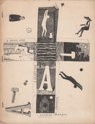 A DIARY AND A SONG FOR A. Edward GOREY, Richard Elliott
