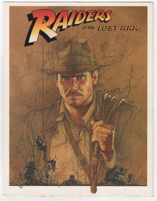 Autograph Postcard Signed Regarding Filming of RAIDERS OF THE LOST ARK, with Ephemera