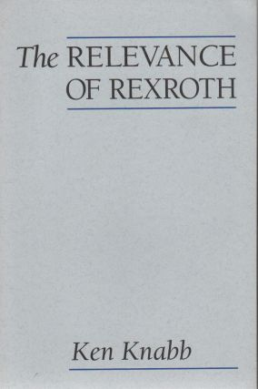 THE RELEVANCE OF REXROTH