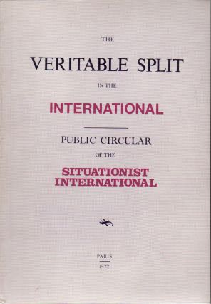 THE VERITABLE SPLIT IN THE INTERNATIONAL