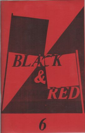 BLACK & RED - No. 6 - March 1969