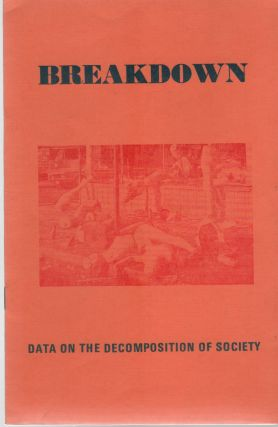 BREAKDOWN: Data on the Decomposition of Society