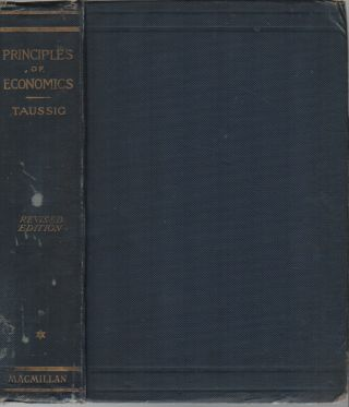 PRINCIPLES OF ECONOMICS - Volume I