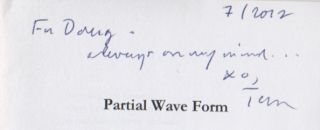 PARTIAL WAVE FORM (Ink x24)