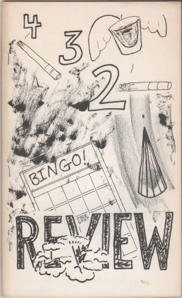 "THE 4 3 2 REVIEW: ""A Literary Magazine"" - No. 1"