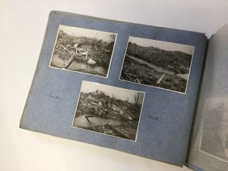 [Photo Album of the Botched Allied Bombardment of the Bezuidenhout]