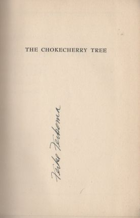 THE CHOKECHERRY TREE