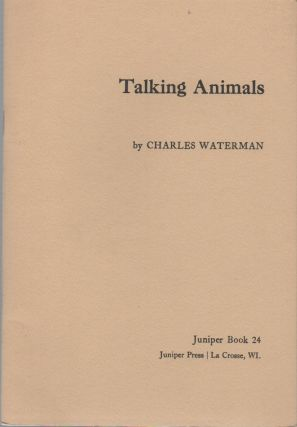 TALKING ANIMALS: Juniper Book 24